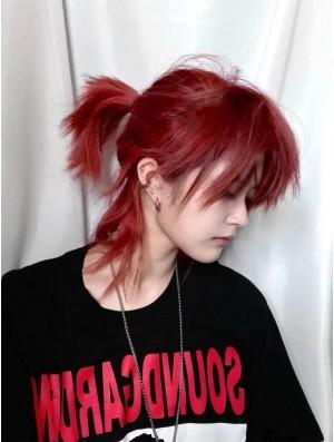 Human Hair Wigs With Bang