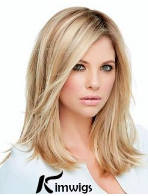 Top Style 12inch Topper Hair Addition For Women With Monofilament Base Synthetic Hair