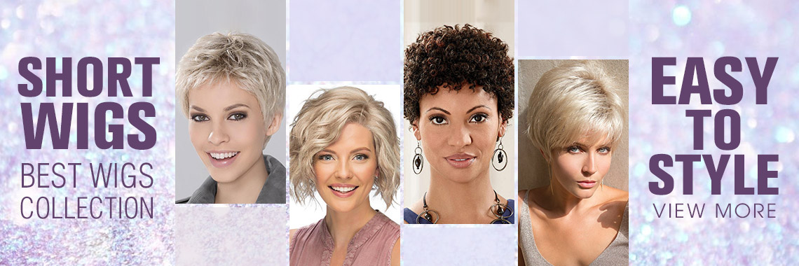 2021 short wigs for women