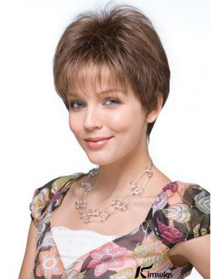New Addition Top   Synthetic Hairpiece