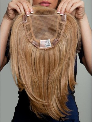 Lace Front Hair Topper   Best Seller