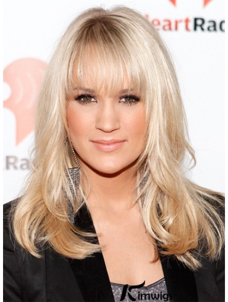 Carrie Underwood Wigs With Cangs Lace Front Shoulder ...